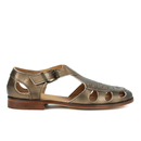H Shoes by Hudson Womens Sherbert Leather Sandals  Bronze  UK 3