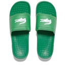 Lacoste Mens Frasier Slide Sandals  Green  UK 7