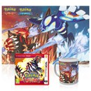 Pokémon Omega Ruby + Poster & Mug Pack