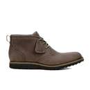Rockport Men's Plain Toe Chukka Boots - Cafe Brown - UK 11