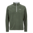 Craghoppers Mens Selby Half Zip Microfleece Jumper  Parka Green  S
