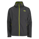The North Face Mens Sequence Jacket  Asphalt Grey  S