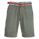 Superdry Mens International Chino Shorts  Seagrass Green  W32