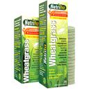 Nutrifiz Effervescent Wheatgrass, Lemon, 10 Tablets