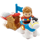 Vtech TootToot Friends Kingdom Prince with Horse (with auto)