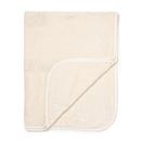 Luxurious Mink Faux Fur Throw - Cream - 125x150cm