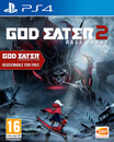 God Eater 2 Rage Burst - Includes God Eater Resurrection