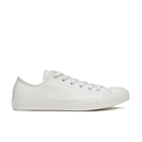 Converse Mens Chuck Taylor All Star Mono Craft Leather Ox Trainers  Mouse  UK 9