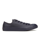 Converse Mens Chuck Taylor All Star Mono Craft Leather Ox Trainers  Inked  UK 7