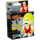 Street Fighter Ken Pixel Bricks
