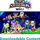 Cheapest Super Smash Bros. for Wii U - Mii Fighter Costume Bundle No.2 DLC on Nintendo Wii U