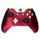 Custom Controllers Xbox One Wireless Custom Controller  Crimson Red & Gold