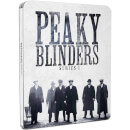 Peaky Blinders: Series 1 - Zavvi Exclusive Limited Edition Steelbook (Limited to 2000)