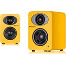 Steljes Audio NS1 Bluetooth Duo Speakers - Solar Yellow