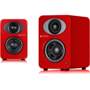 Steljes Audio NS1  Bluetooth Duo Speakers  - Vermilion Red