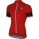 Castelli Entrata 2 Short Sleeve Jersey - Red