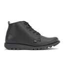 Kickers Men's Kick Hisuma Lace Up Boots - Black - UK 10