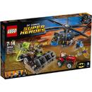 Lego super heroes 76054 batman: scarecrow, harvest of fear