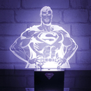 Superman Hero Light