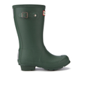 Hunter Kids Original Wellies  Hunter Green  UK 12 Kids