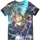 Cheapest Star Fox Zero T-Shirt (S) on Clothing