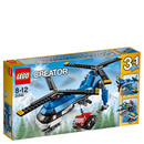 LEGO Creator: Doppelrotor-Hubschrauber (31049)