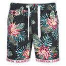 Superdry Mens Honolulu Swim Shorts  Spike Island  S