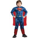 DC Comics Boys' Deluxe Superman Fancy Dress - 3-4 Years