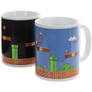 Super Mario Bros: Heat Change Mug