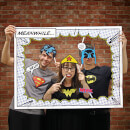 DC Comics Photobooth