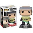 Star Wars Endor Luke Pop! Vinyl Bobble Head Figure