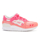 Asics Kids GelLyte III PS Trainers  GuavaWhite  UK 1 Kids
