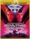 Star Trek 5 - The Final Frontier (Limited Edition 50th Anniversary Steelbook) (UK EDITION)