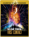 Star Trek 8 - First Contact (Limited Edition 50th Anniversary Steelbook)