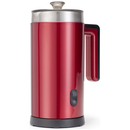 Image of Gourmet Gadgetry Retro Diner Milk Frother and Hot Chocolate Maker - Retro Red - 0.55L
