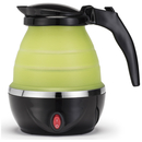 Image of Gourmet Gadgetry Collapsible Travel Kettle - Green/Black - 0.8L