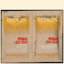 Redken Frizz Dismiss Shampoo and Conditioner Duo (5ml)