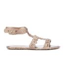 Melissa Womens Campana Barocca 16 Sandals  Rose  UK 4
