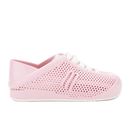 Mini Melissa Toddlers Love System Trainers  Baby Pink  UK 6 Toddler