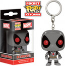 Pop! Keychain Marvel Comics Llavero Pocket POP! Vinyl Deadpool X-Force Costume