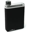 Cookut Manta Flat Isotherm Bottle 400ml - Black