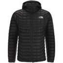 The North Face Mens ThermoBall™ Hoody  TNF Black  L