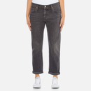 Levis Womens 501 CT Tapered Fit Jeans  Fading Coal  W27L32