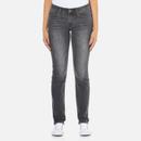 Levis Womens 712 Slim Straight Fit Jeans  Burnt Ash  W27L32