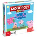 Monopoly Board Game - Peppa Pig Jr. Edition
