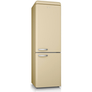Swan SR11020CN Retro Fridge Freezer  Cream