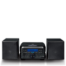 Akai A60006 Micro CD and Radio System  Black
