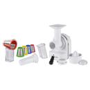 Elgento E23005 3 In 1 JuicerShredder and Ice Cream Maker