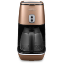 DeLonghi ICMI211.CP Distinta Filter Coffee Maker  Matt Copper