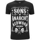 Sons of Anarchy Men's Original T-Shirt - Black